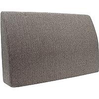 Formalind - Cuscino per letto e divano, 70 x 45 x 15 cm, per guardare la televisione e leggere, design elegante, in…