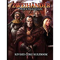 ZWEIHANDER Grim & Perilous RPG: Revised Core Rulebook (English Edition)