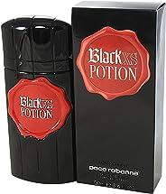 Black XS Potion for Him by Paco Rabanne - perfume for men - Eau de Toilette, 100ml