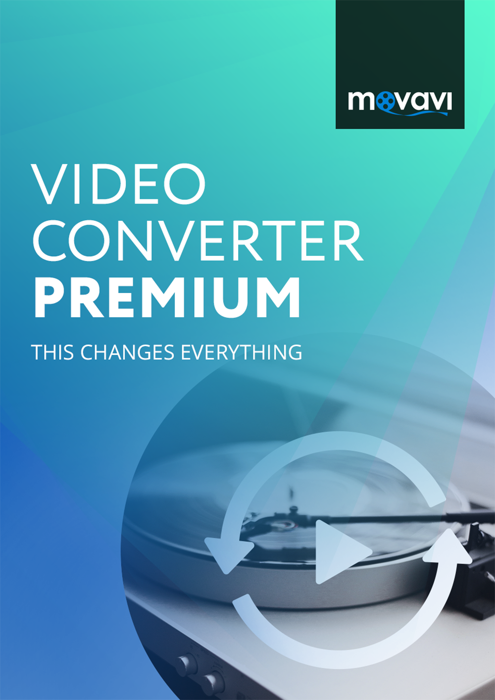 Movavi Video Converter Premium 18 Persönliche Lizenz [Download] -