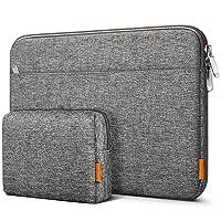 Inateck 14 Zoll Laptoptasche Hülle Notebook Sleeve Case Schutzhülle Kompatibel mit 14 Zoll Laptops, 15 Zoll MacBook Pro…