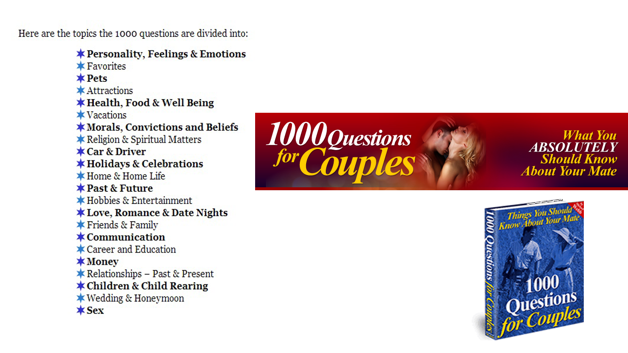 1000 questions for couples pdf