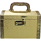 Pride Star Fabric Cosmetic Cases (Gold_PALKI01)