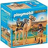 Playmobil History 5389 - Guerriero Egiziano con Cammello, dai 6 anni
