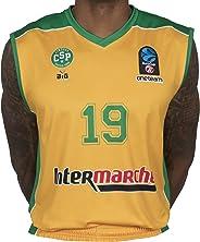 Bigsport Replica Hayes Eurocup Limoges Csp Domicile 2017-2018 Maillot de Basketball Garçon