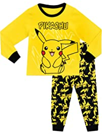 Pokèmon - Pijama para Niños - Pikachu