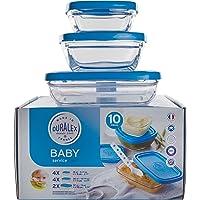 Duralex - Service 10 Pièces Baby Transparent