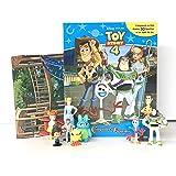 Phidal Pixar Disney Toy Story 4 Comptines et Figurines, Français, Multicolore