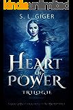 Heart of Power Trilogie: Sammelband der kompletten Fantasy Serie (German Edition)