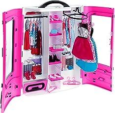 Mattel Barbie DMT57 Barbie Kleiderschrank