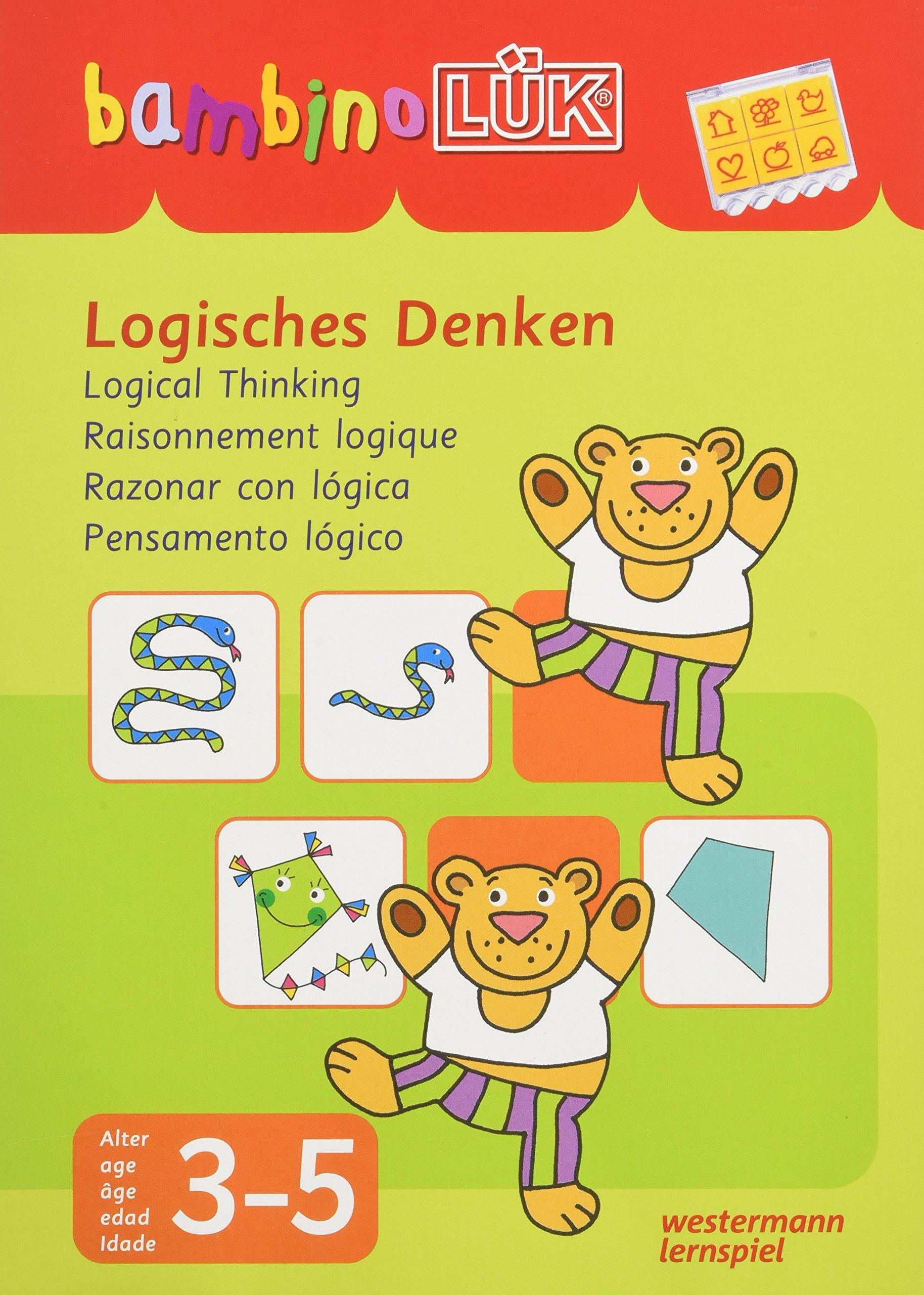 bambinoLK-Sets-Kasten-bungshefte-bambinoLK-Set-345-Jahre-Logisches-Denken