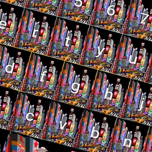 Neon City Teclados