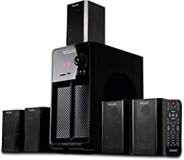 Mitashi HT 8150 BT 5.1 Channel Home Theatre System with Bluetooth (Black)