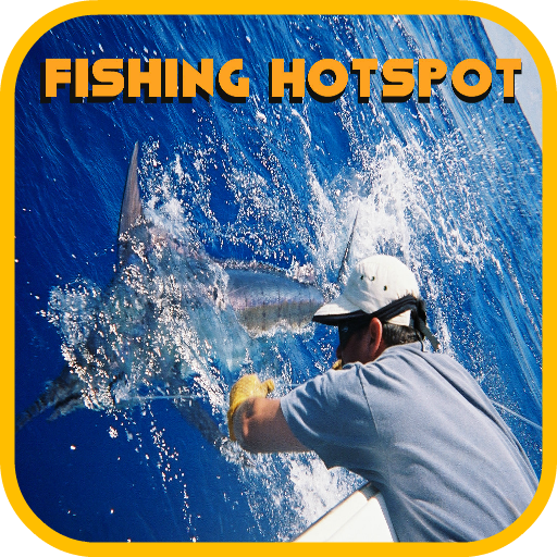 Fishing Hotspots - Net Fish Bait