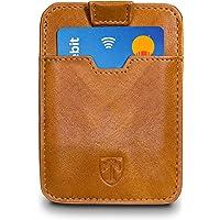 TRAVANDO ® Portafogli sottili Portafoglio DALLAS RFID Protezione 12 Carte Mini Portafoglio Uomini Carta Piccolo…