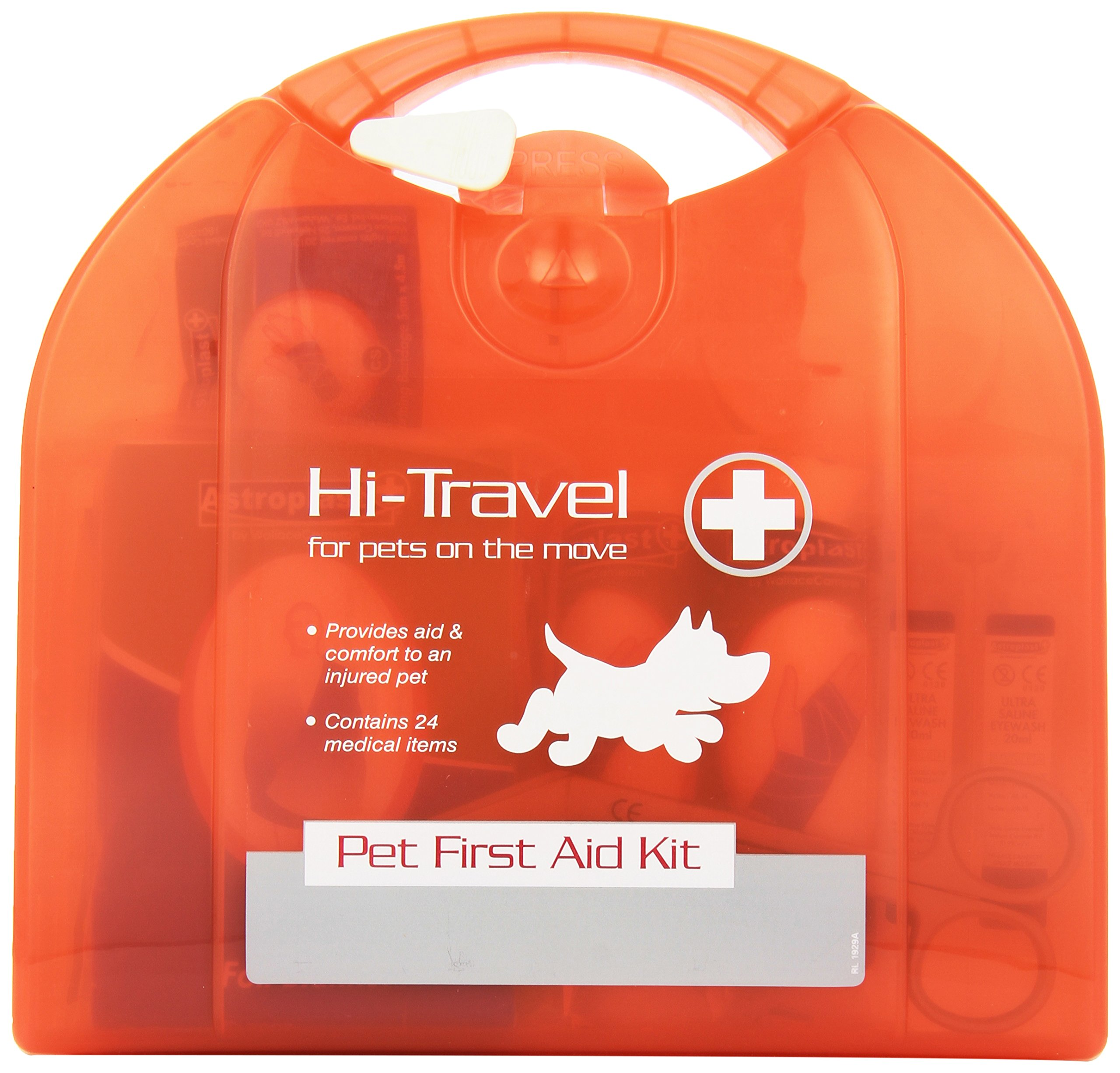 Rosewood Options Travel Accessory First Aid Kit 1