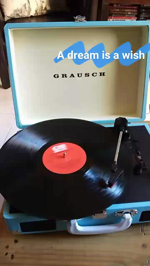 Amazon.es:Opiniones de clientes: Grausch RPS101 tocadisco vinilo ...