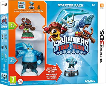 Skylanders Trap Team: Starter Pack (Nintendo 3DS): Amazon