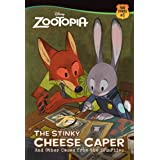 Zootopia: The Stinky Cheese Caper (and Other Cases from the ZPD Files) (Disney Chapter Book (ebook))