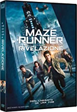 Maze Runner - La Rivelazione (DVD)