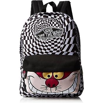 dbb26f6ce816 Vans unisex Disney Backpack Cheshire  Amazon.co.uk  Shoes   Bags