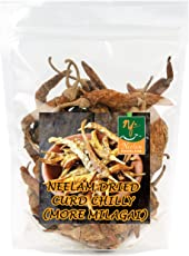 Neelam Foodland Dried Curd Chilly (More Milagai), 100g