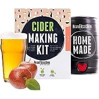 Cadeau Femme Kit de Fabrication de Cidre de Pomme - Faites du Cidre à la Maison - Prêt en 7 Jours - Parfait pour Les…