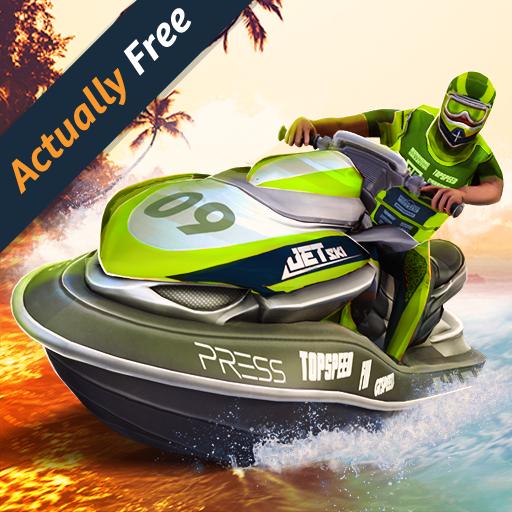 Top Boat: Racing Simulator 3D (Race Team-grafik)