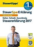 SteuerSparErklärung 2018 für Selbstständige (für Steuerjahr 2017) [Download]