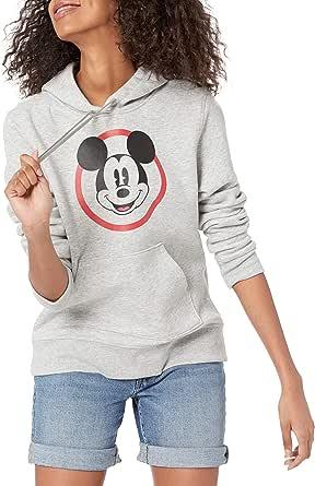 Amazon Essentials da donna Disney Star Wars Marvel felpe con cappuccio modello pullover in pile