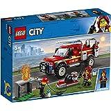 LEGO Le Camion du Chef des Pompiers