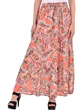 COTTON BREEZE Women's Printed Skirt