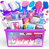 Original Stationery Kit Completo per Slime Unicorno – Laboratorio Slime per Bambine (Tutto Incluso) – Fabbrica dello…