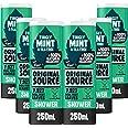 Original Source Mint and Tea Tree Shower Gel, 6x250ml