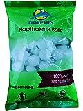 SSKR Pure Quality Napthalene Balls (White) 500 Grams - Big Size