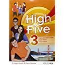 High five. Student's book-Workbook-Exam trainer. Per la...