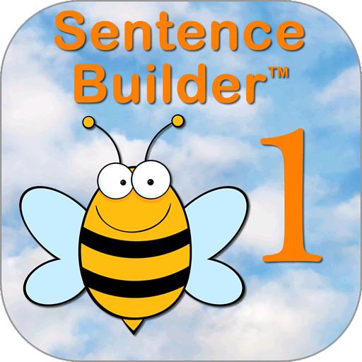 BumbleBee Sentence Builder 1TM - Video Flashcard Player