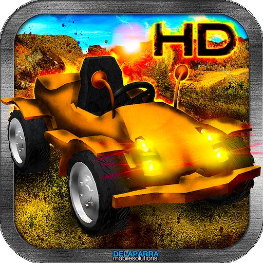 Speed Buggy Racing: Dirt Dragon