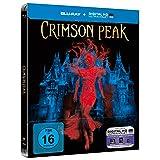 Crimson Peak (Steelbook) [Blu-ray]