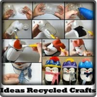 Ideas Recycled Crafts