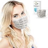 ALB Stoffe® ProtectMe - OP Masken DECOR, 100% Made in Germany, zertifizierte Premium-Atemschutzmaske bedruckt, Medizinische G