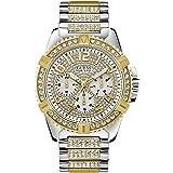 Guess Women's U0799G4 Gold Stainless-Steel Japanese Quartz Fashion Watch