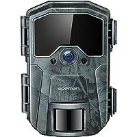 APEMAN Caméra de Chasse 20MP 1080P Caméra de Surveillance 940nm IR LEDs étanchéité IP66 Caméra de gibier à détection de…