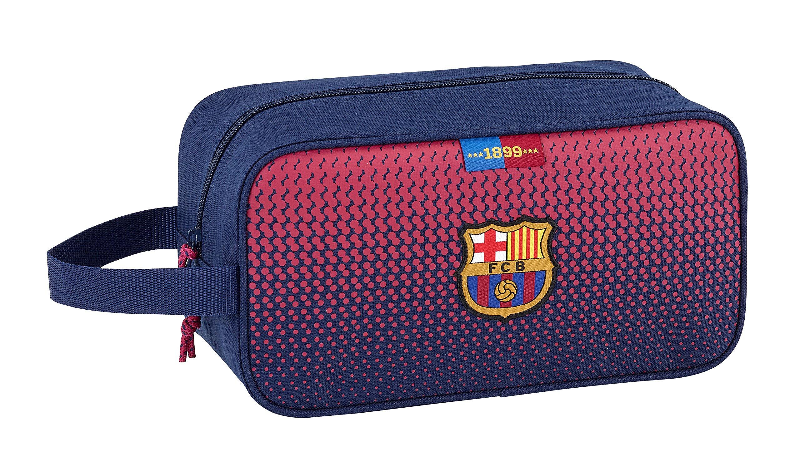 Safta Zapatillero F.C. Barcelona Corporativa Oficial Zapatillero Mediano 290x140x150mm