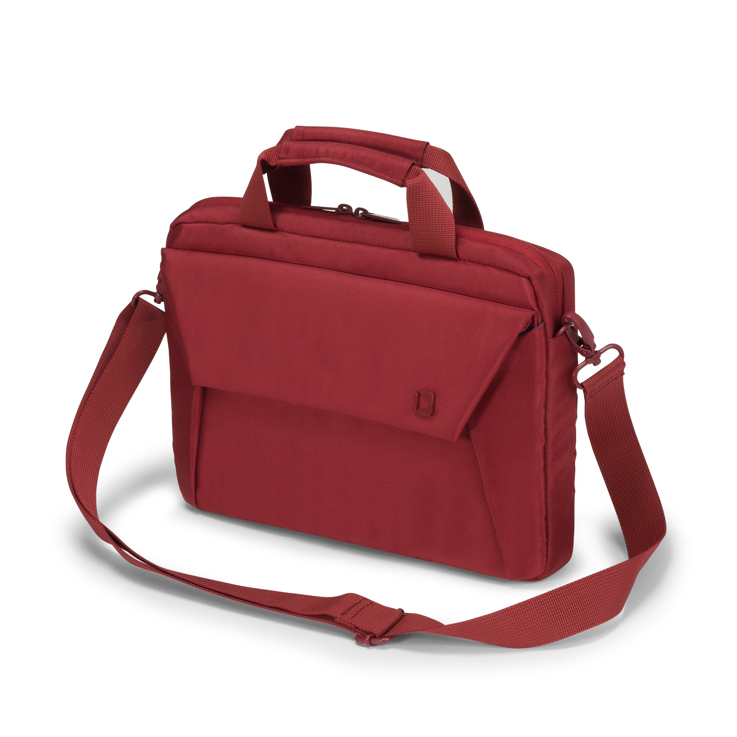 Dicota D31213 11.6 Briefcase Red notebook case - notebook cases (29.5 cm (11.6), Briefcase, Red