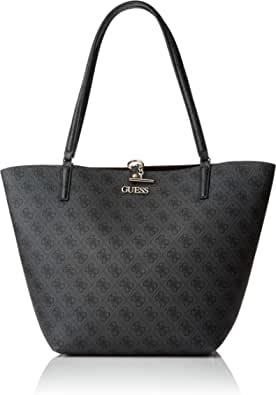 Guess Damen Alby Toggle Tote Bag, Size One