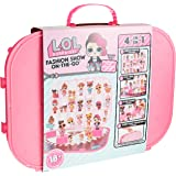 L.O.L. Surprise! Fashion Show On-The-Go Storage Playset with Doll Included - Assorted