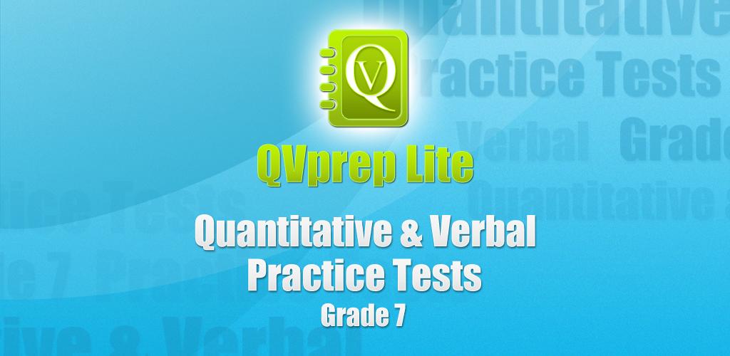 Kostenlose Lite QVprep 7. Klasse Mathe (quantitativ) und Englisch ...