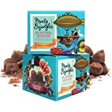 Monty Bojangles Flutter Scotch Cocoa Dusted Truffles, 2 x 150g Gift Boxes (Choose from 9 flavours)