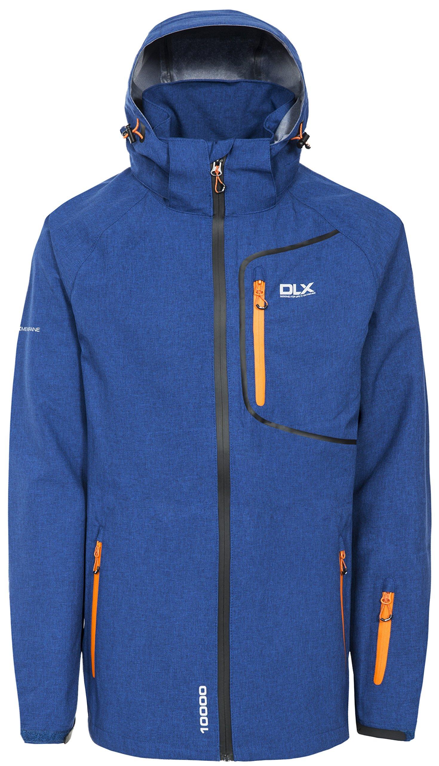 91eyMFJFSoL - Trespass Men's Caspar II Waterproof Rain/Outdoor Jacket with Removable Hood